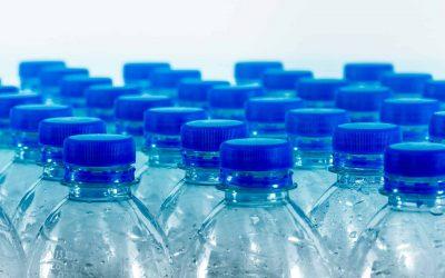 bottiglie di plastica b